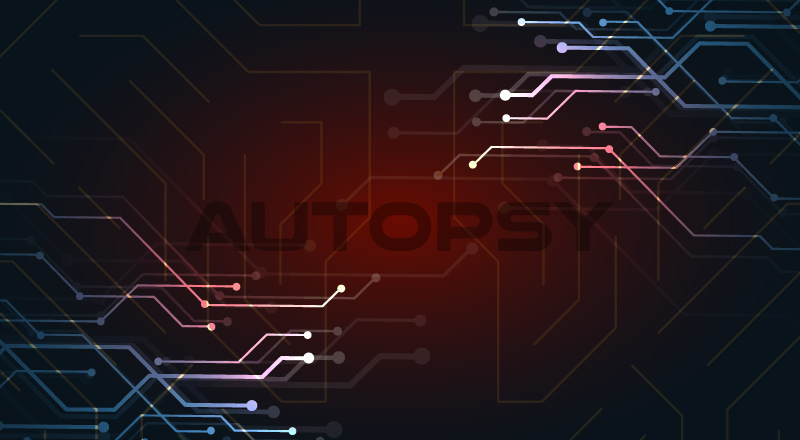 Autopsy: Autopsy 4.8.0