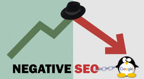 Negative SEO – Crush the enemy
