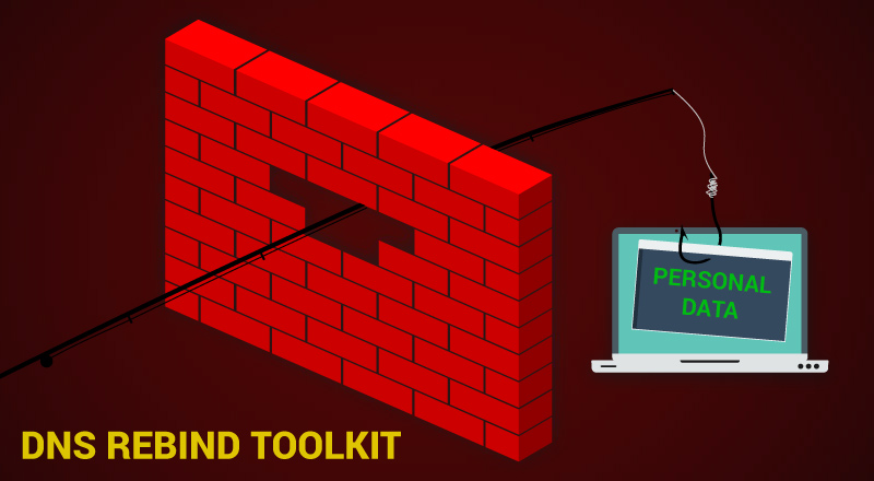DNS Rebinding Attacks with DNS Rebind Toolkit