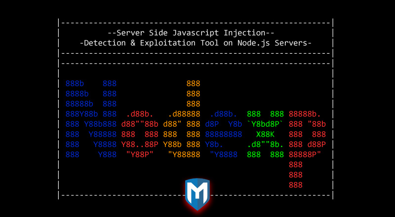 Server Side JavaScript Injection with NodeXP (Usage Example, SSJI, Metasploit)