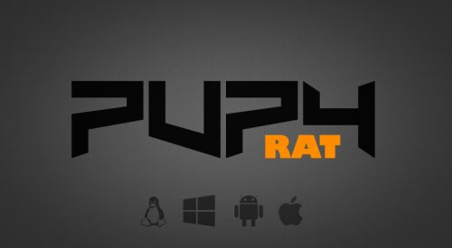 Pupy – Cross-platform RAT and Post-exploitation Tool