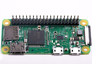 Raspberry Pi [low-cost, small-sized, high-performance