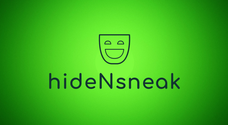 CLI For Ephemeral Pentesting – hideNsneak