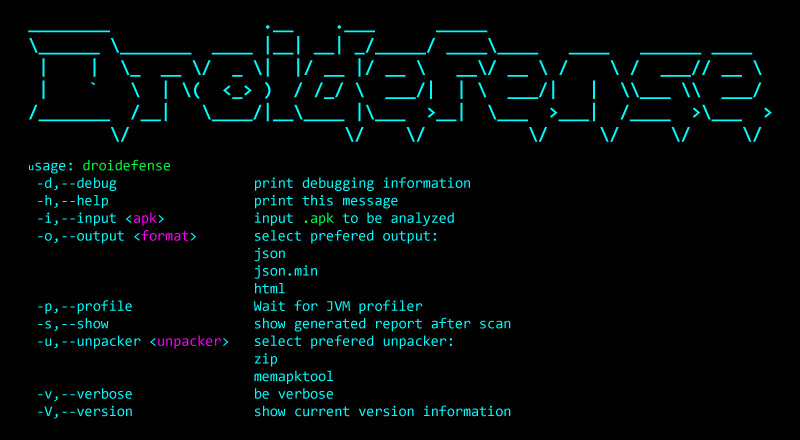 Advance Android Malware Analysis Framework – Droidefense