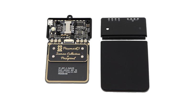 Proxmark 3 RDV4 Kit