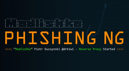 Modlishka: Powerful  Reverse Proxy [Phishing NG, Bypassing 2FA]