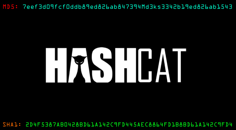 HashCat: Advanced Password Cracking Tool - CYBERPUNK