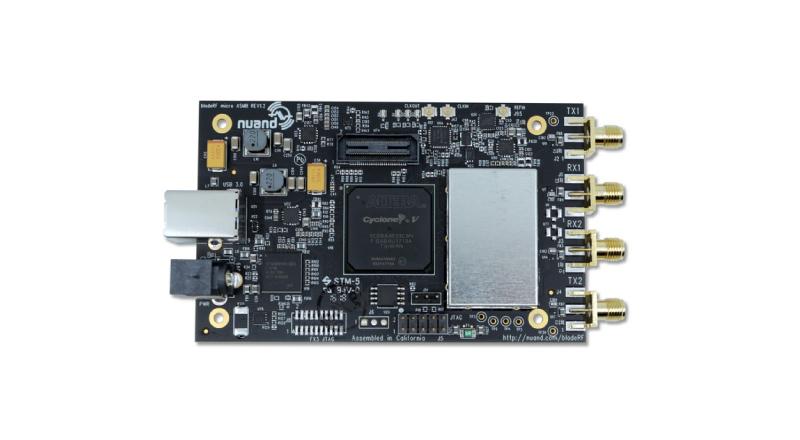BladeRF 2.0 micro [Nuand]