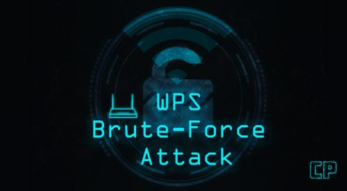 Bully: WPS Brute Force Attack