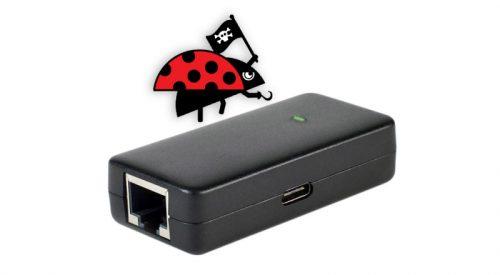 Plunder Bug: Smart LAN Tap [Hak5]