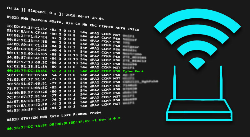 Capturing WPA/WPA2 Handshake [MIC/Hash Cracking Process]