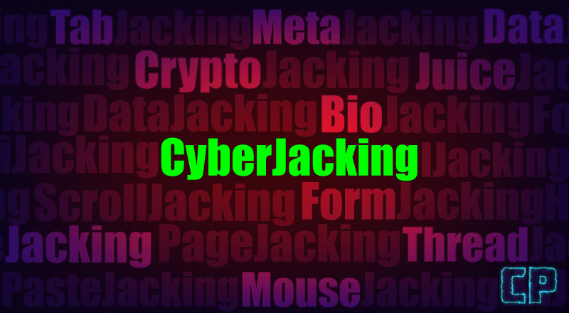 Cyber Jacking [Attack Types]