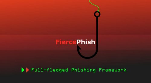 FiercePhish: Full-fledged Phishing Framework