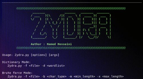 Zydra: Password Recovery | Linux Shadow File Cracker