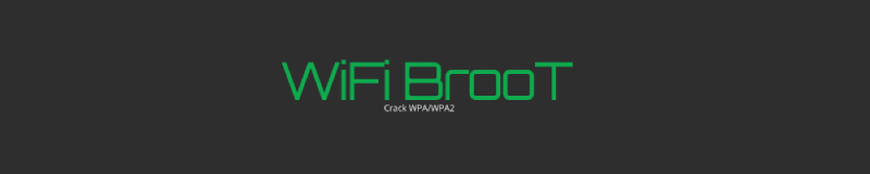 WiFiBroot Banner