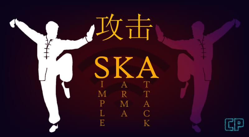 SKA: Simple Karma Attack