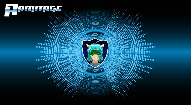 Armitage: Cyber Attack Management GUI for Metasploit