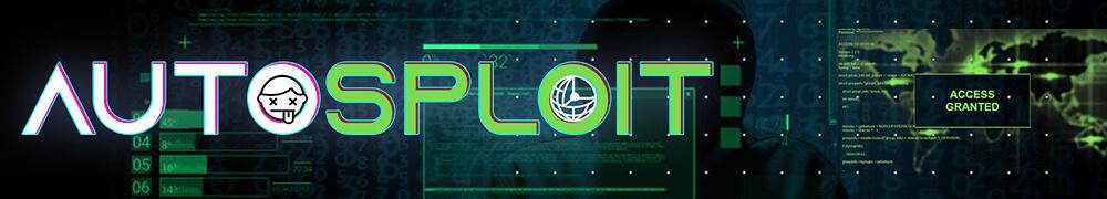 AutoSploit: Automated Mass Exploiter Logo/Banner