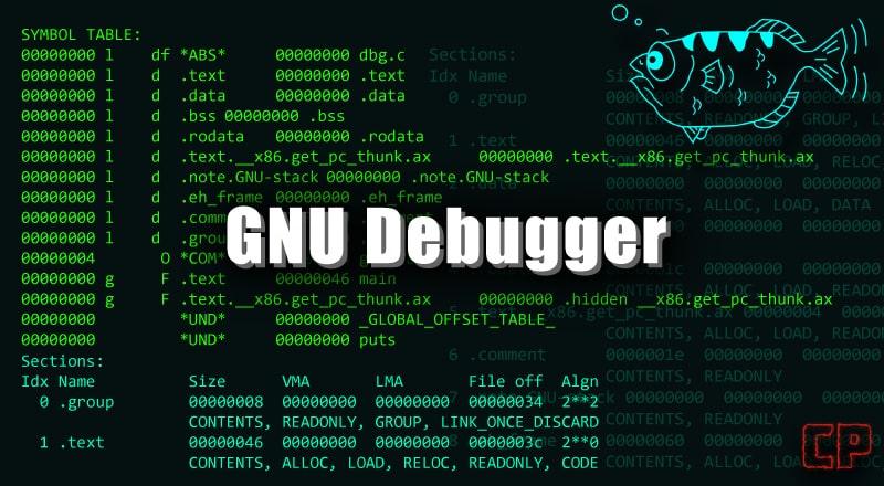 GNU Debugger Tutorial [GDB walkthrough]