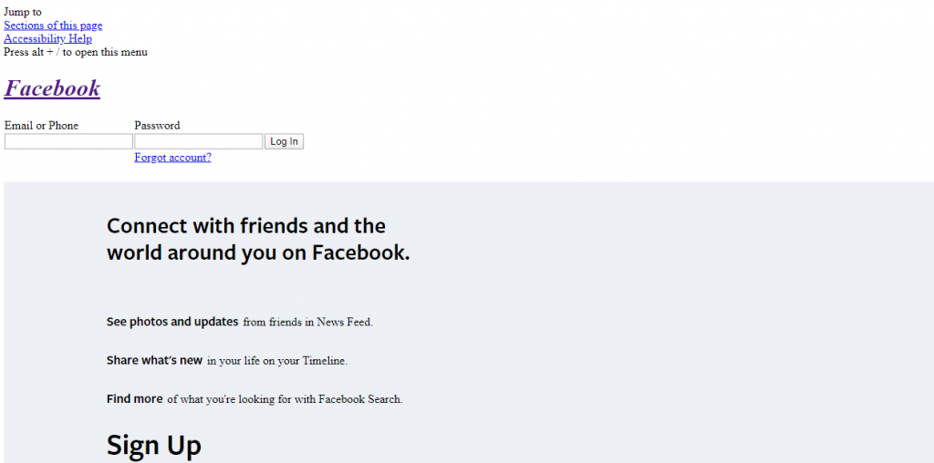 SocialFish v2.0 vs Facebook