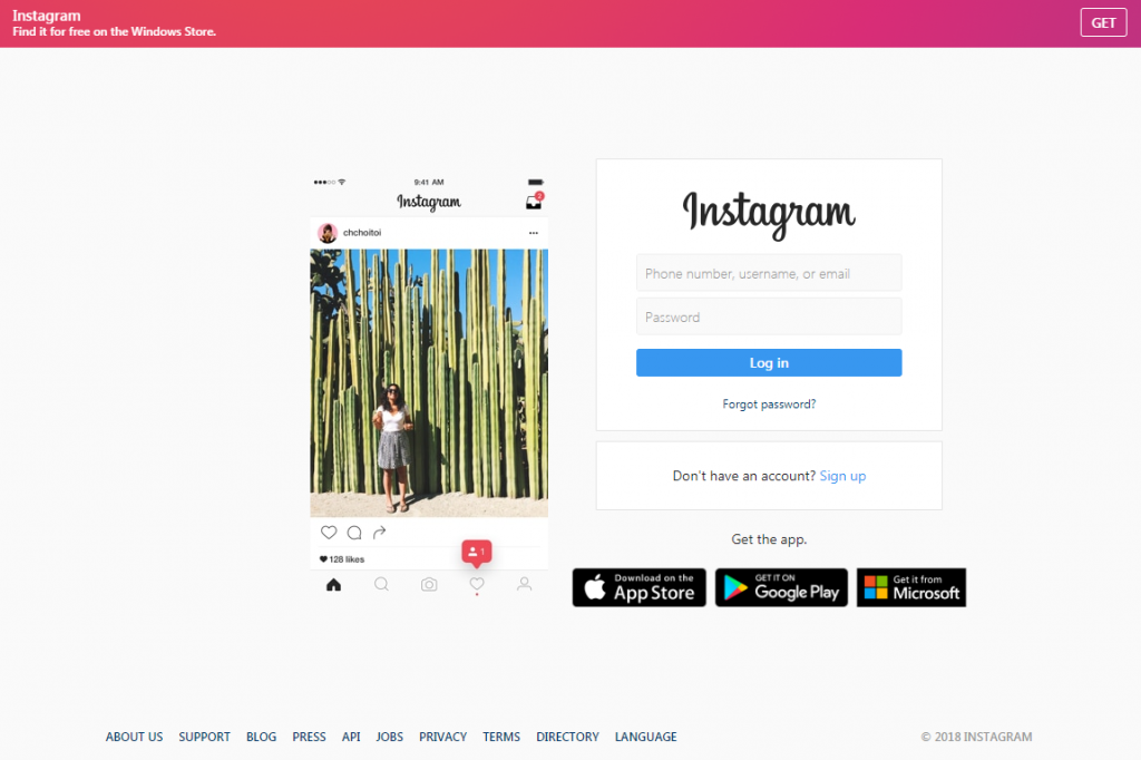 SocialFish v2.0 vs Instagram