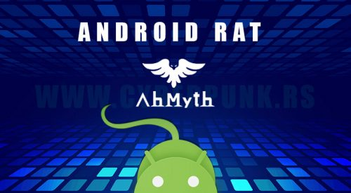 AhMyth: Android Remote Administration Tool