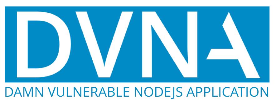 DVNA: Damn Vulnerable NodeJS Application Logo