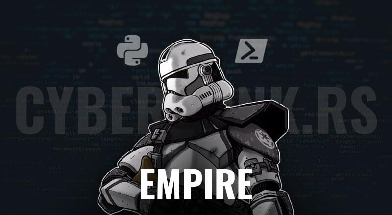 Empire: PowerShell Post-Exploitation Framework