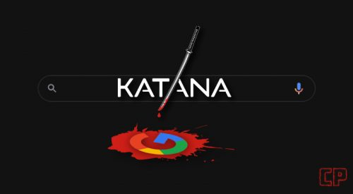 Katana-ds: A Python Tool For Google Hacking