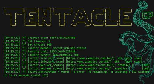 Tentacle: POC Exploit Framework