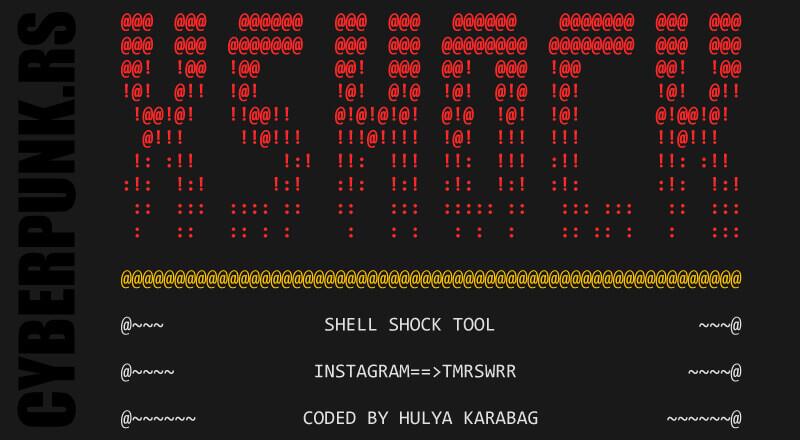 xShock: Shellshock Exploit
