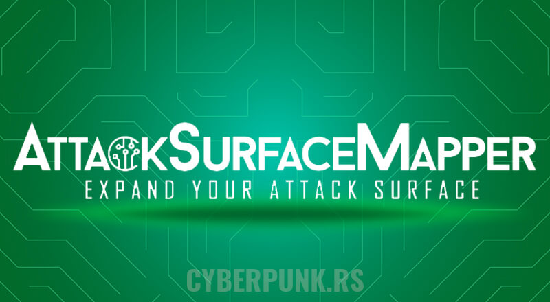 AttackSurfaceMapper: Attack Surface Expander