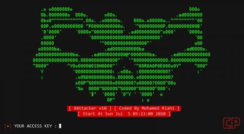 XAttacker: Website Vulnerability Scanner & Auto Exploiter
