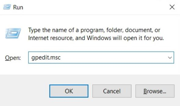 Windows 10 & VPN Leaks: Local Group Policy Editor