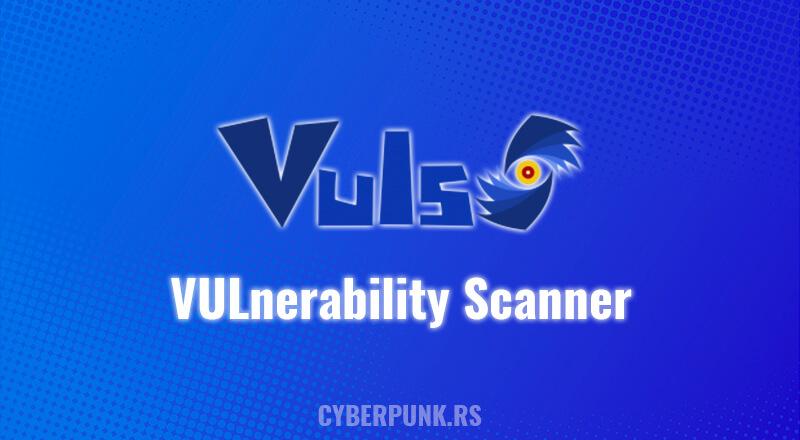 Vuls: v0.13.6